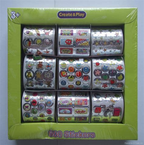 Box Stickers