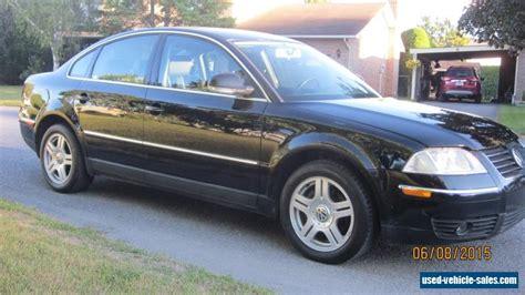 Tdi Volkswagen For Sale by 2005 Volkswagen Passat For Sale In Canada