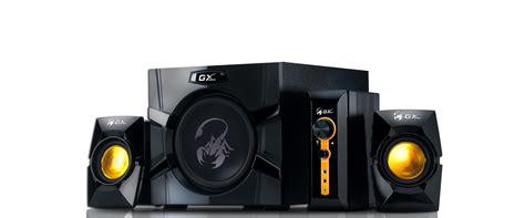 Speaker Genius Sw G 2 1 3000 genius sw g2 1 3000 2 1 channel surround subwoofer