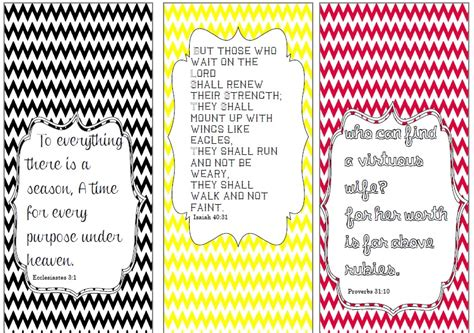 printable bookmarks with bible verses seasons of a homemaker free printables bible verse