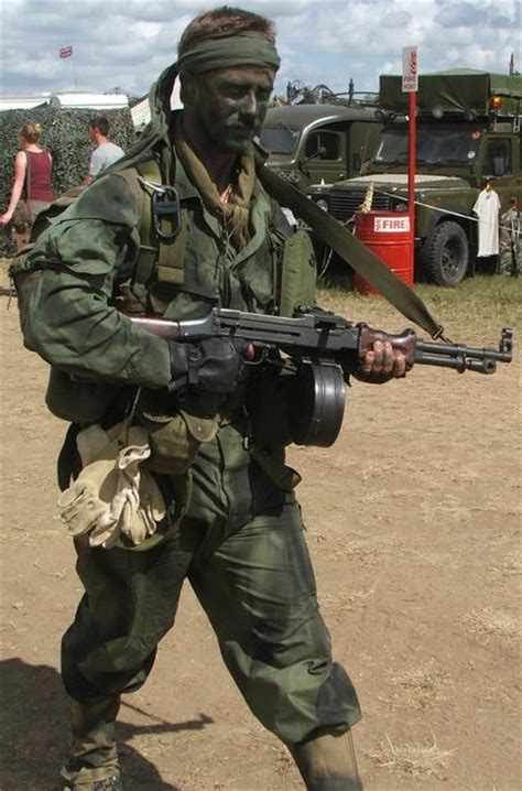 sog international me at the war and peace show july 2010 kent uk the kit