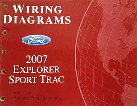 1998 ford explorer wiring diagrams online repair manuals 2003 ford mustang wiring diagrams 2007 ford explorer sport trac electrical wiring diagrams manual factory repair manuals