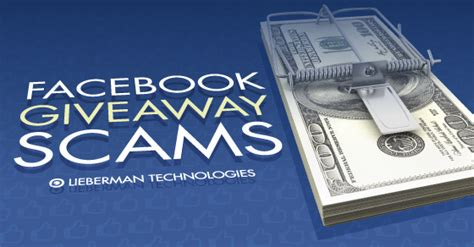 Facebook Giveaway Scams - facebook giveaway scams worse than fake news