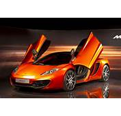 McLaren Cars  Powerful Machine