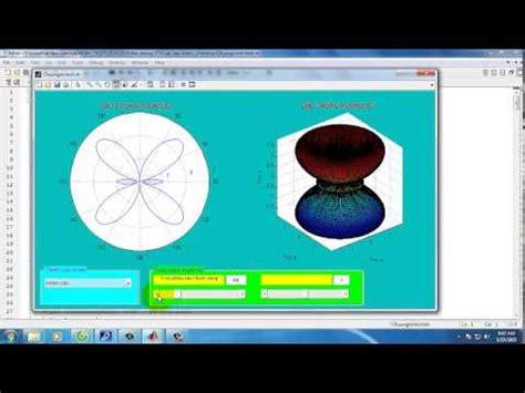 radiation pattern youtube mo phong dth anten 2d 3d simulation of radiation pattern