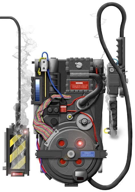 Proton Pack by Ghostbusters Proton Pack Who You Gonna Call