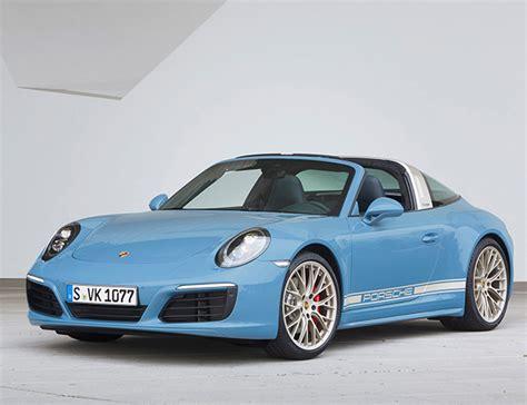 porsche blue a definitive ranking of the best blue porsche 911s gear