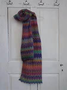 zickzack scarf pattern ravelry larasina s zickzack scarf