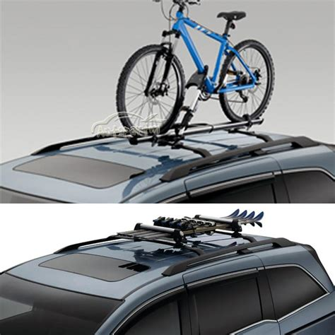 Luggage Rack Honda Odyssey by Roof Rack Cross Bars Snowboard Ski Luggage Carrier Fit For 11 2015 Honda Odyssey Ebay