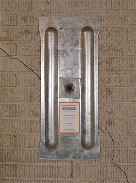 basement wall anchor plates wall anchor covers in st louis mo il hide a way foundation covers in illinois missouri