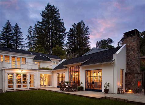 modernes bauernhaus chic modern farmhouse style in mill valley california