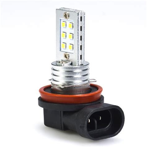 h11 led light bulbs h11 led 12 smd led daytime running light led car