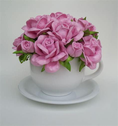 como decorar xicara de porcelana x 237 cara em porcelana pires e decorada flores em eva