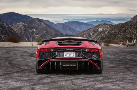 lamborghini back lamborghini aventador reviews and rating motor trend