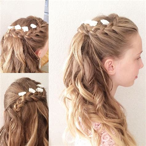 flower girl braided hairstyles for weddings wedding hairstyles for long hair flower girl hair styles
