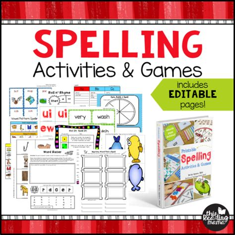 printable spelling games spelling tip for kids who hate misspelling words this
