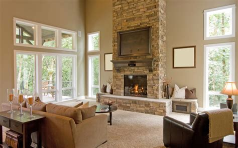 Grand Living Room by 33 Grand Living Rooms Home Designs