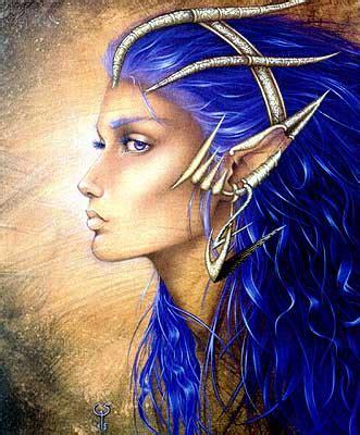 imagenes seres oscuros elfos taringa