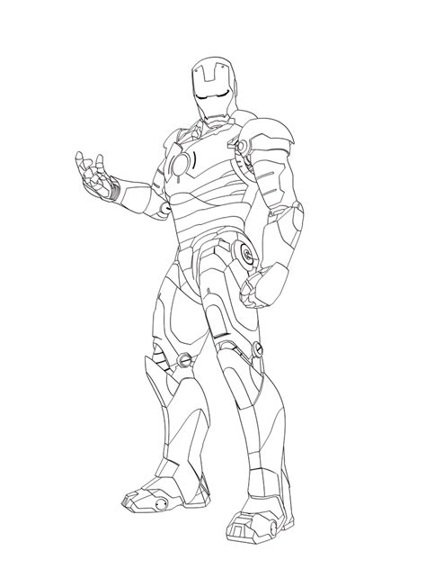 iron man heartbreaker coloring pages pinta del color que quieras a tu superheroe taringa