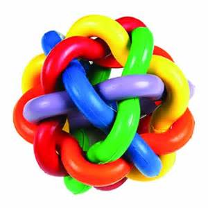 Home dog toys happy pet tough toy nobbly wobbly dog toy