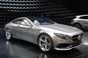 2013 Mercedes S Class Coupe Mercedes S Class Coupe Concept Frankfurt 2013 Photo