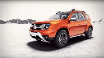 Renault Duster At Renault Duster