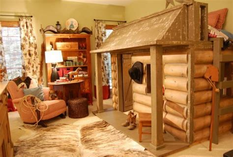 cabin themed bedroom log cabin themed kids room wish list country living