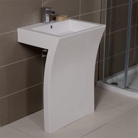 Seven modern bathroom suite