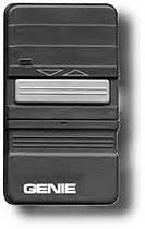 Garage Door Opener With Dip Switches by Genie Garage Door Opener 12 Dip Switch Remote Gpt90 1