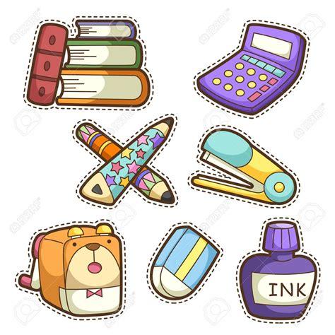 ver imagenes de utiles escolares imagen relacionada sticker pinterest escuela