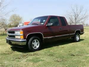 Chevrolet Silverado 1998 Whiz Motor Co