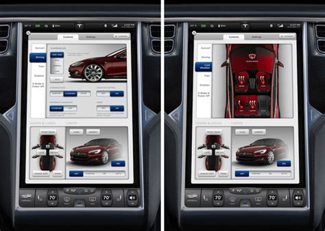 Tesla Ux Tesla S Groundbreaking Ux An With User