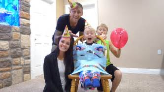 Roman atwood family his crazy birthday party youtube