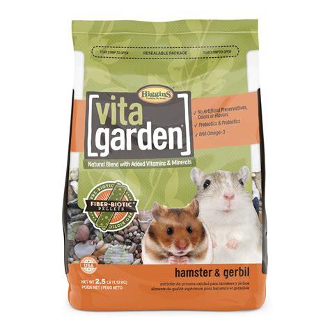 vita food higgins vita garden hamster gerbil food petco