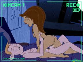 Kim possible and ron having sex