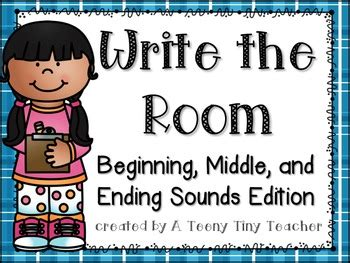 the room soundboard write the room beginning middle and ending sounds by a teeny tiny