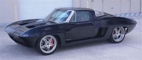 1000 Hp Corvette by Radical Mid Engine 1000 Hp C2 Corvette