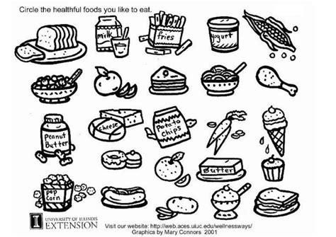 disegni alimentazione disegno da colorare buona alimentazione cat 5772