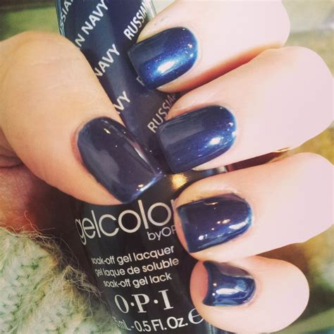 hair color by opi supper glossy russian navy great autumn and winter color