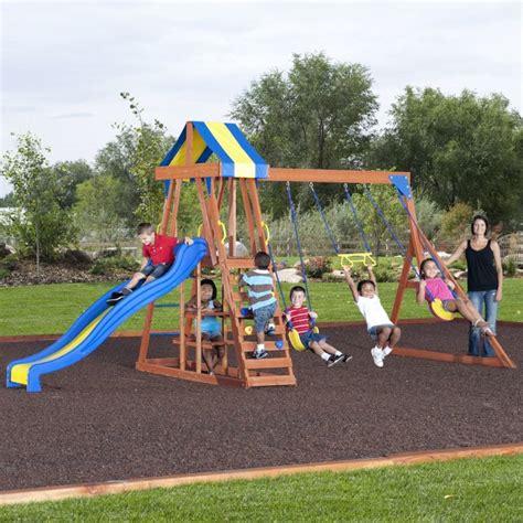 Backyard Discovery Brookridge Play And Climb On Toys Shop