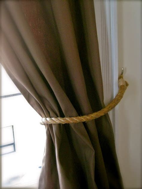 diy curtain tie back ideas 64 diy curtain tie backs guide patterns