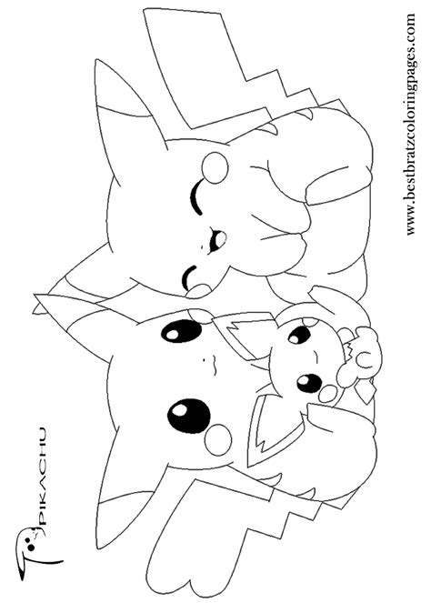 cute pikachu coloring pages cute pikachu coloring pages pictures to pin on pinterest