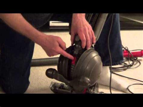 Vacuum Cleaner Bekas Dyson Dc25 Multi Floor Bagless Upright Vacuum Cleaner Home Demonstration Funnycat Tv