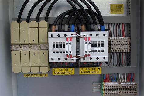 changeover contactor wiring diagram changeover valve