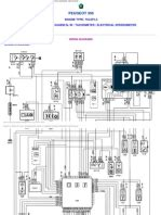 peugeot all models wiring diagrams general diesel engine automatic transmission