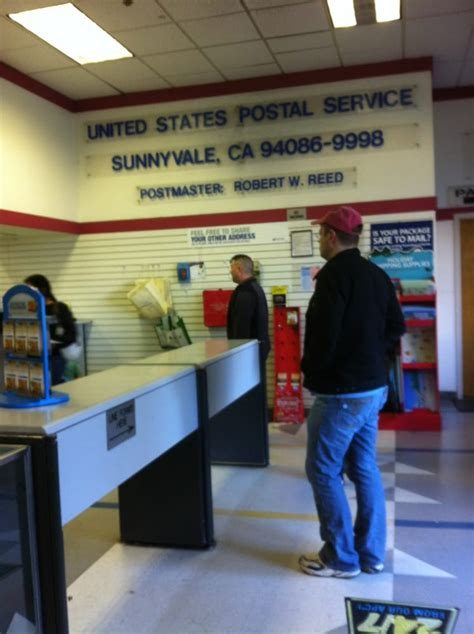 Post Office Sunnyvale by United States Postal Service Closed Post Offices