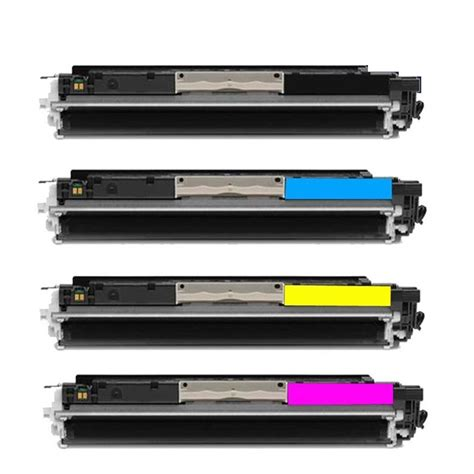 Toner Printer Hp Laserjet 126a Magenta toner hp 126a replacement toner