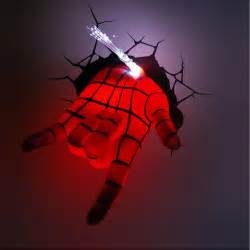 marvel spider fx room decor 3d deco