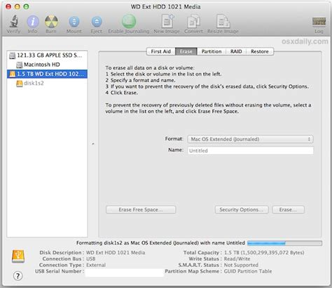 format external hard drive using mac use a single external hard drive for time machine backups
