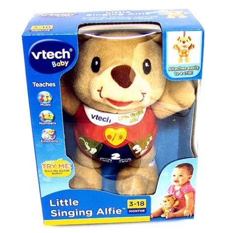Vtech Singging Alfie vtech vtech baby singing alfie ebay